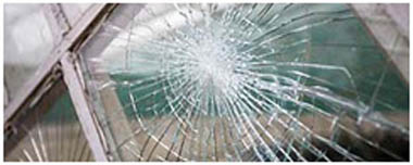 New Eltham Smashed Glass